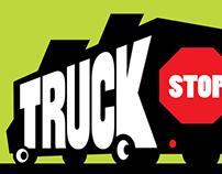 Eastern Market Truck Stop logo