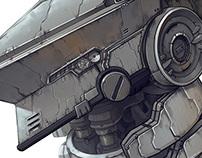 BUFFY- Jaeger head concept