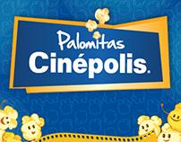 Palomitas Cinépolis (Finalista)