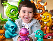 Child´s Monsters