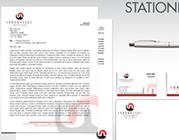 Stationery Design - Long & Associates