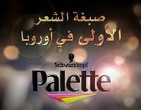 """Palette Deluxe 10"""" Arabic"""