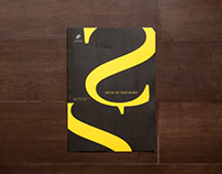 """Spur of the Serif"" Typefaces Book"