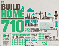 To Build a Home (Infographic)