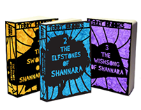Shannara Bookcovers