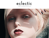 Dream into a dream for Eclectic-Society Mag