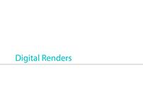 Digital Renders