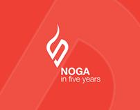 NOGA 5 Years Anniversary