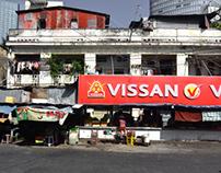 Saigon facades