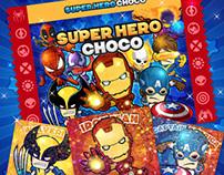 MARVEL SUPER HERO CHOCO