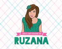 RUZANA RAHIM | Self-Promotion