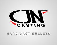 CJN Casting Logo Design