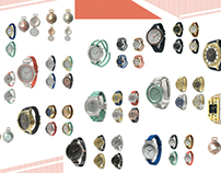 FOSSIL- Always Deco Collection
