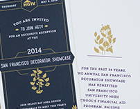 HGTV San Francisco Decorator Showcase Invitation