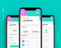 Mobile Bank Concept '19