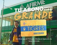 Abono Tigres18 TV Spot