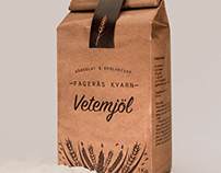 FAGERÅS KVARN Re-design flour bag