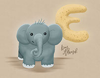 Elefant #ABCChallenge on instagram