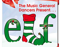 Music General Elf Program Cover