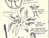 Sketch Books II