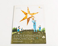 CCEMC, Ever Expanding Innovation 2011/12 Annual Report