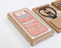 The Travelling Tailor (Self-branded scissor packaging)