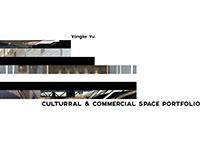 Cultural & commercial space portfolio