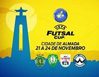 UEFA Futsal Cup (Infographics)
