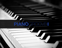 // PIANO GROOVE // BRANDING//