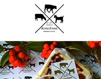 AurelFarm Logo Branding