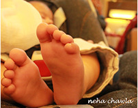 Dhruv - 2 month old baby