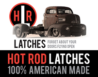 Hot Rod Latches eComm Site
