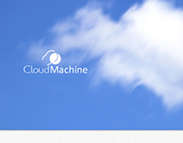 Branding and Logo Designing for Cloud Machine
