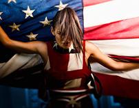 American Flag One - APM #130