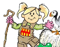 Northumberland Characters