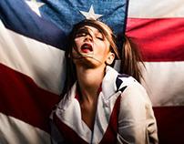 American Flag Two - APM #130