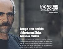 Comité español de ACNUR | Campaña Siria