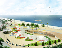 Sochi Central Waterfront Landscape Design