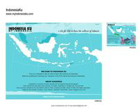 My Indonesia-Ku Website