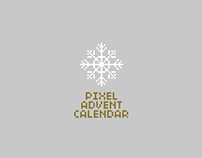 Pixel Advent Calendar