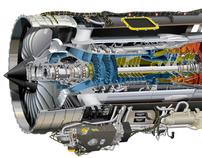 BR725 Engine
