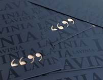 Lavinia: Editorial Design
