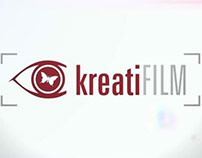 kreatiFILM Logo Animation