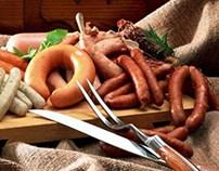 Branding sausage brand Libra