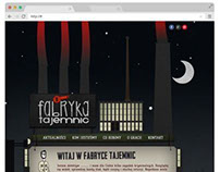 Fabryka Tajemnic / Mystery Factory