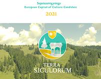 Terra Siculorum - logo proposal
