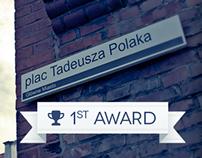 Tadeusz Polak's Square Competition / 1st Award
