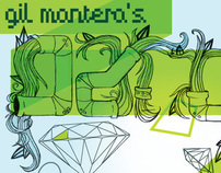 Gil Mantera Show Poster