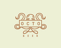 Octo Beer Logo Series