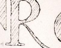 Velvet Rhapsody- Personal Logo